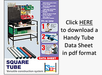 Click here to download a Handy Tube data sheet in pdf format